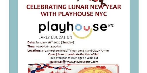 Free Event - Lunar New Year Celebration