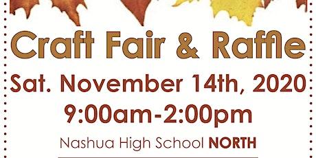 Craft Fair and raffle tickets