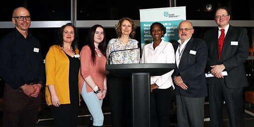 Rare Disease Day 2020 - Reception at the Senedd