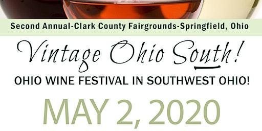 Vintage Ohio South!