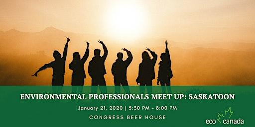 Environmental Professionals Meet-up: Saskatoon