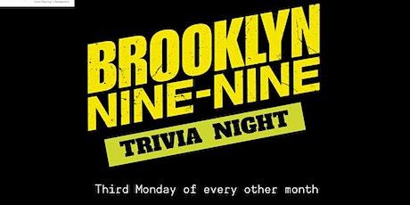 Brooklyn Nine-Nine Trivia Night tickets