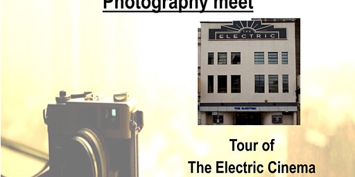 Brumtography - Photo Meet - Tour Of The Electric C