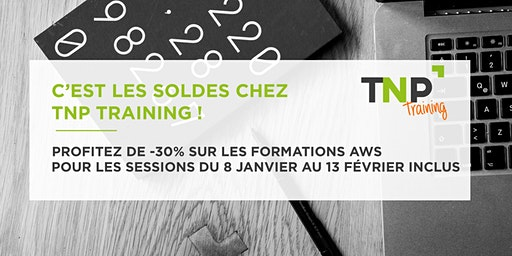 Formation Amazon Web Services - Developing on AWS (3 jours)
