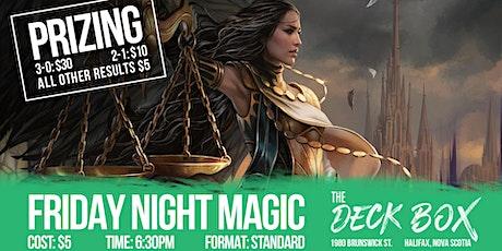 Friday Night Magic: Standard tickets