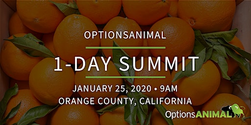 OptionsANIMAL 1 Day Summit - Fullerton, CA