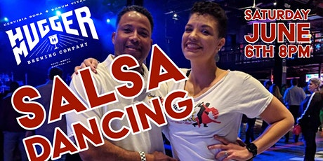 Salsa Dancing tickets