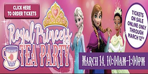 Royal Princess Tea Party McDonough