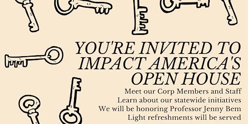 Impact America Carolina's Open House