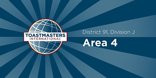 Toastmasters International D91 - Area J4, Club Officer Training - Round 2