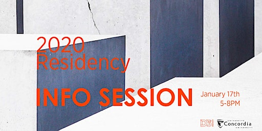 District 3 Residency Info Session