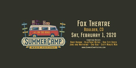 SUMMER CAMP: ON THE ROAD TOUR 2020 tickets