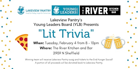 Lit Trivia! tickets