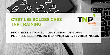 Formation Amazon Web Services - Architecting on AWS (3 jours) tickets