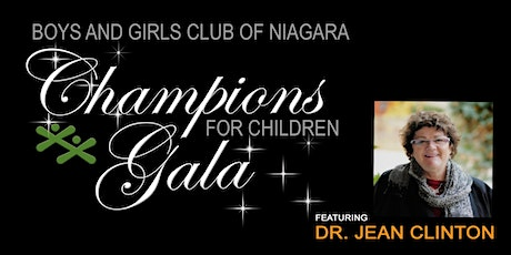 Champions for Children Gala tickets