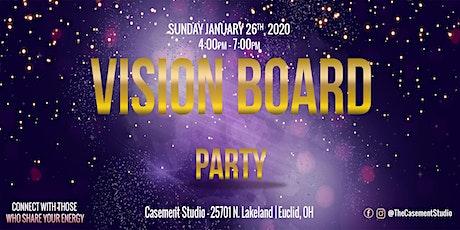 Sip & Inspire (Vision Board Party) tickets