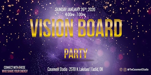 Sip & Inspire (Vision Board Party)