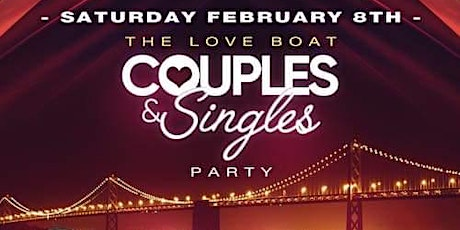Salsa Valentine's Cruise on San Francisco Bay - Couples and Singles Party tickets