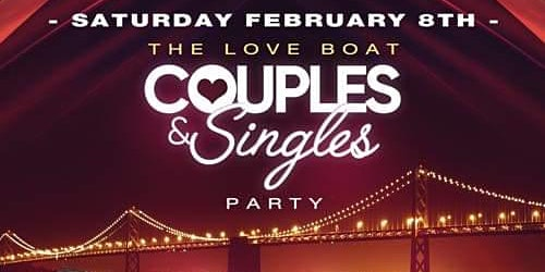Salsa Valentine's Cruise on San Francisco Bay - Couples and Singles Party