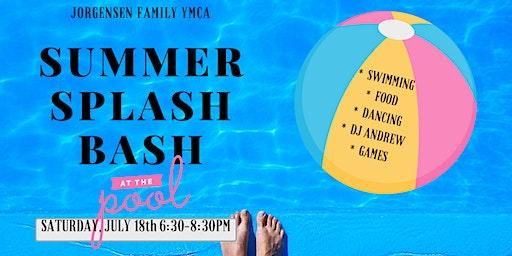 Summer Splash Bash