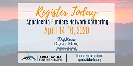 Appalachia Funders Network 11th Annual Gathering tickets