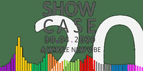 Showcase 2020 tickets