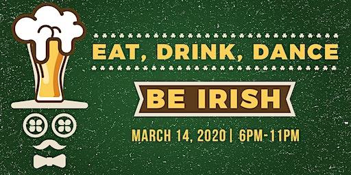 Eat, Drink, Dance & Be Irish 2020