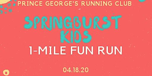 Springburst Free Kids One-Mile Fun Run