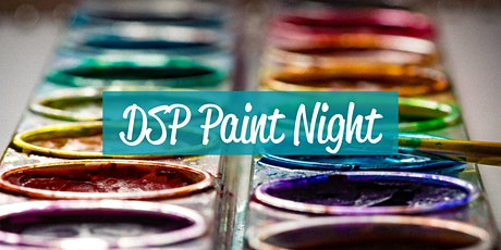 DSP Paint Night tickets