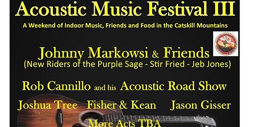 Acoustic Music Festival III