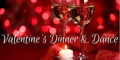Valentine's Day Dinner Dance tickets