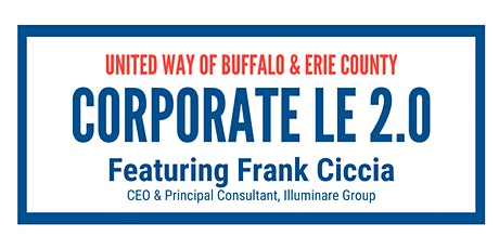 United Way of Buffalo & Erie County Corporate LE 2.0 tickets