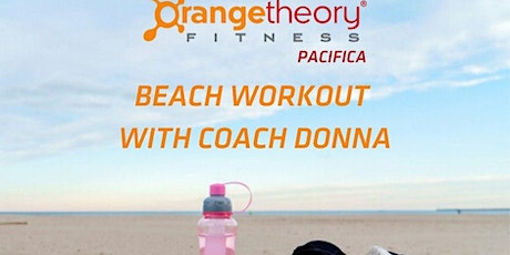 OTF Pacifica Beach Workout tickets