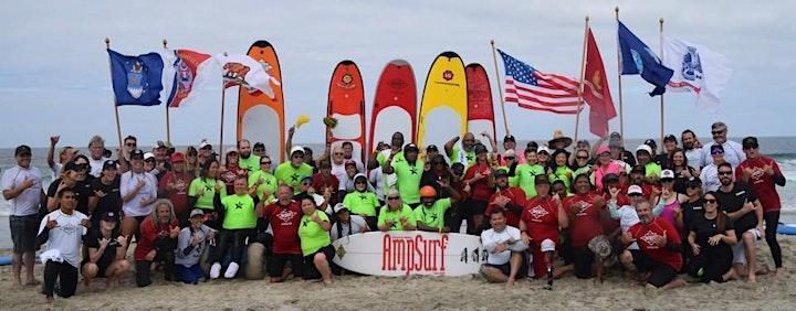 AMPSURF Certified Adaptive Surf Instructor Program - VIRTUAL EVENT (EDT) image
