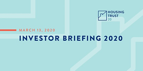Investor Briefing tickets