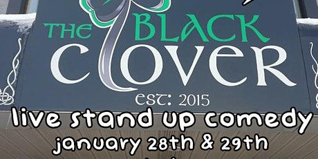 Black Clover Comedy tickets