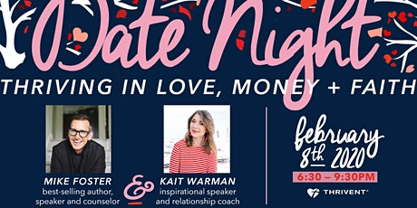 Date Night - Thriving Together in Love, Money & Faith tickets