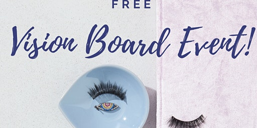 FREE Vision Board Event with The Lash Lounge and Jillian Leshaw with Stella & Dot!