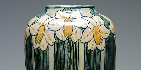 Lecture: Harriet Joor, Newcomb Pottery, and the Arts & Crafts Movement tickets