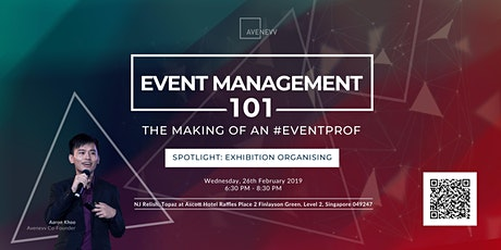 Event Management 101: The Making of An #Eventprof tickets