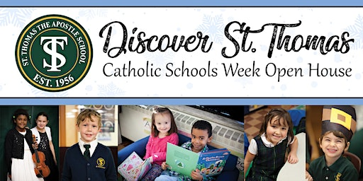 Discover St. Thomas - Open House