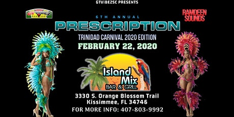 GTViBEZSC Presents: 6th Annual Prescription tickets
