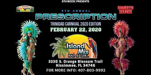 GTViBEZSC Presents: 6th Annual Prescription