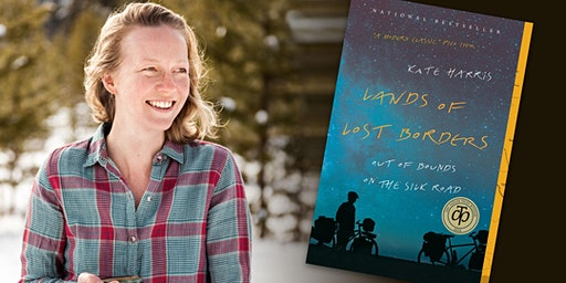 Kate Harris: My Writing Life