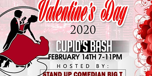 Valentine's Day Cupid's Bash