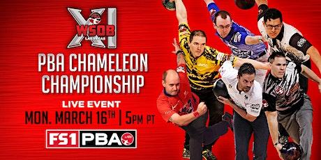 PBA Chameleon Championship tickets