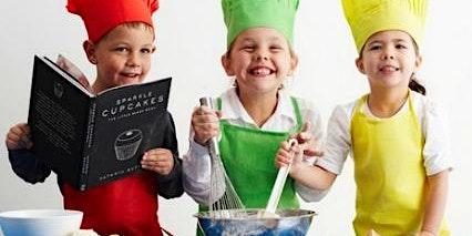 11:30am April Kids Cooking Class