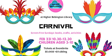 Carnival: Wirral Unplugged Wk 7 tickets