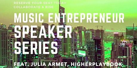 Music Entrepreneur Speaker Series & Mixer: The Journey To Artistic Freedom tickets