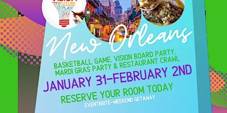 New Orleans Weekeend Getaway tickets